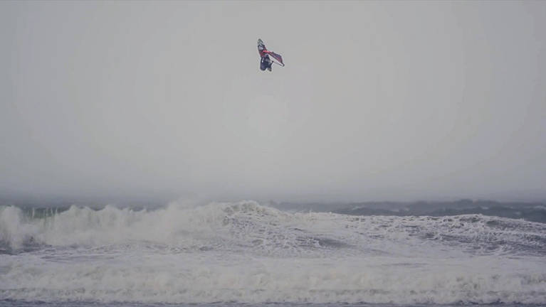 RED BULL Storm Chase Cornwall