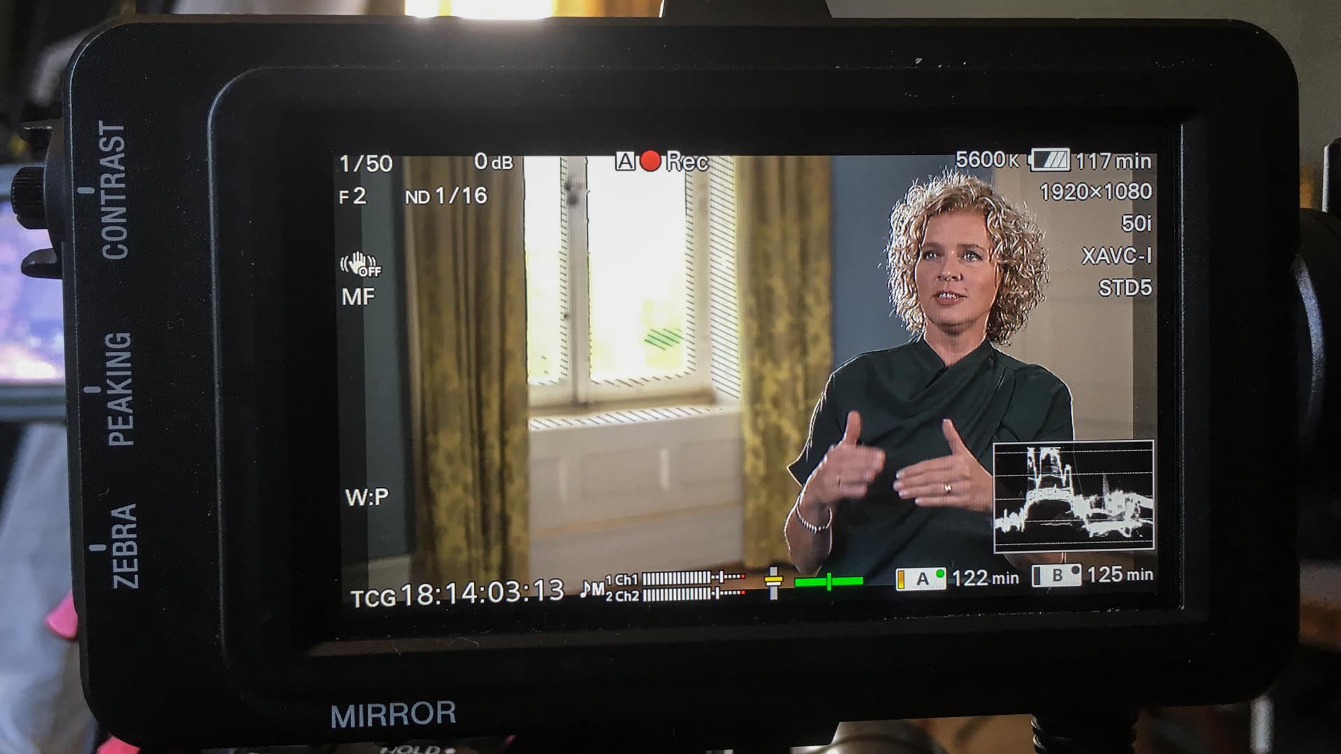 Diana dokumentation for Spiegel tv news